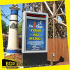 Double Sided Outdoor Scrolling Display (item85)