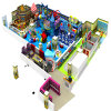 Latest Fashionable Kids Indoor Soft Playground Equipment