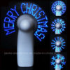 2016 Summer Promotion Gift LED Text Message Fans with Logo Printing (3509)