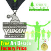 Custom Arts Crafts Enamel Russian Medal for Valor
