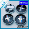 Wheel Hub Caps Centre Cover Black Car Emblem Badge