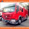 4X2 Foam Water Dual Purpose Fire Truck for Sale