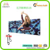 Customized Size Natural Rubber Yoga Mat with High Quality