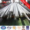 Bitumen 60FT Ngcp CCTV Steel Pole