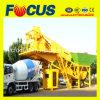 Yhzs75 75cbm/H Mobile Concrete Plant