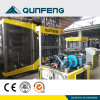 German Technology Qft10-15g Interlock Brick Machine Made in China