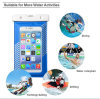 Hot Sale Waterproof Cell Phone Case Swim Drifting Case Wholesale PVC Mobile Phone Waterproof Bag