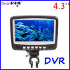 HD 1000 TVL 4.3′′ Digital LCD Screen Underwater Fishing Camera Ice Fishing Camera CR110-7HB with DVR with 15-30m Strong Cable