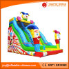 2017 High Quality 0.55mm PVC Tarapulin Inflatable Clown Slide (T4-200)