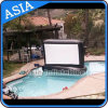 Inflatable Floating Water Movie Screen, Commercial Giant Inflatable Screen for Leisure