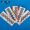 Cobalt Free Hic Humidity Indicator Card with Vacuum Packing