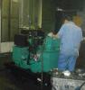 480V/280V 60Hz 1800rpm Prime Output 137kVA 110kw Marine Genset