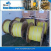 Flat Flexible Elevator Use 24 Core Traveling Lift Cable