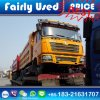 Loading Used 6X4 Shacman Dump Truck of Shacman Dump Truck