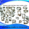 Custom-Made Kitchen Tool Stainless Steel Cookie Cutter/Cake Mold