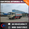 4X2 8000 Liters Lube Oil Fuel Tank Gasoline Transport Truck