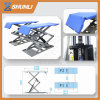 Ce Approved Ultrathin Style Solid Steel on Ground Double Scissor Lift