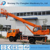 Hot Selling Stick Boom Crane 12 Ton with Hydrauic Mobile Truck Crane