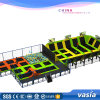 Inflatable Trampoline Jumping Bed Amusement Equipment
