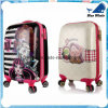 "Hard Shell 20""/24""/28""Size Colourful Travel Trolley Luggage Bag"