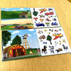 Children Early Learning Book Printing with OPP Bag