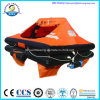 Types of Life Raft (throw-over type, davit-launching type, throw-overboard type, open-reversible type)