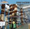 Single Deep Warehouse Storage Pallet Rack