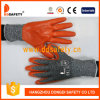 Ddsafety 2017 Spandex and Nylon Safety Gloves Coated PU Passed Ce