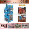 Shengya Brand Full Automatic Cement Interlocking Brick Making Machine Sy1-10 High Yield Clay Block Making Machine