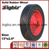 Wholesale Special Quality 13 Inch Solid Rubber Wheels
