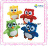 Plush Colorful Owls Soft Toy