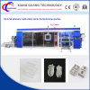 Cake Container and Tray Plastic Packaging Thermoforming Machine