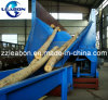 CE Approved Debarking Net Rate Over 95% Woodworking Machinery Timber Yard Lb-Z700s Single Roller 10-15 Tons/Hour Tree Debarking Machine