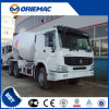 HOWO 10m3 Concrete Mixing Carrier Truck Zz1317n3261
