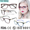 Latest Design Elegant Spectacle Glasses Frames Diamond Temple Optical Eyewear