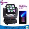 10W*9PCS 4in1 LED Moving Head Stage Matrix Lighting (HL-001BM)