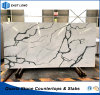 Wholesale Quartz Slab for Solid Surface/ Home Decoration with SGS Report (Calacatta)