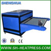 Popular Large Format Sublimation Heat Press Transfer Printing Machine 100*120cm 110*160cm