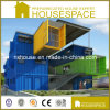 Solid PU Panel Shipping Container Hotel