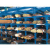Warehouse Storage Shelf for Long Pipe