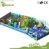 Commercial Relaxing Ocean Theme Indoor Playground Equipment