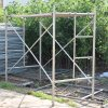 SGS Passed Safe Walk Through Scaffolding Frame for Construction