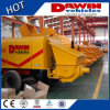 Diesel40m3/Hour Bigger Concrete Aggregate Pump Dawin