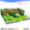 Jungle Playground Equipment Large Slide Play Center