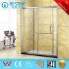 Double Sliding Doors Aluminum-Alloy Shower Partition (BL-L0009-P)