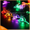 Deer Shape 50LED Solar Powered Christmas Fairy Party String Lights