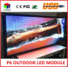 P6 Indoor Full-Colour 2145X415mm RJ45 and USB Programmable Rolling Information LED Display Screen