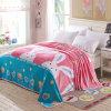Wholesale Premium Quality Sofa Throw 100% Polyester Coral Fleece Blanket