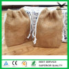 Mini Jute Jewelry Pouch Wholesale