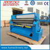 E3-IN-1/1320 mechanical type steel plate shearing bending rolling Combination Machine
